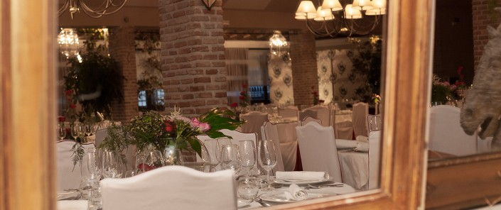 Restaurante para casarme en Toledo