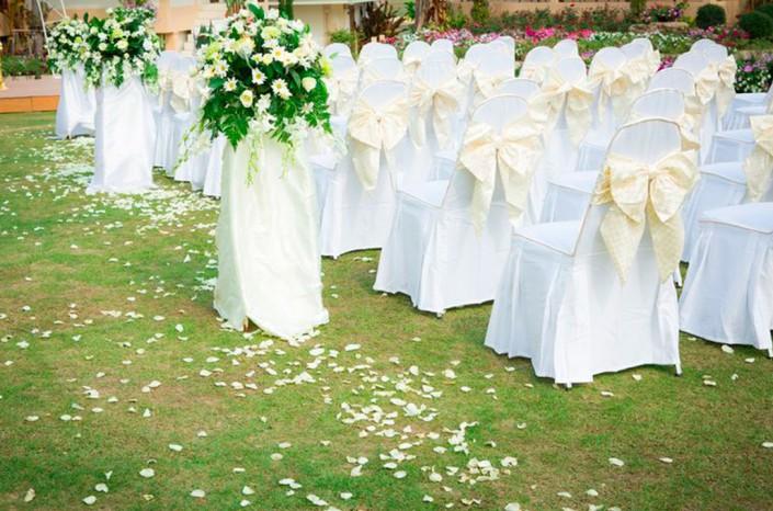 Ceremonia de boda civil en Toledo