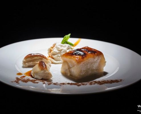 Comer buen mazapán en Toledo. Restaurante Venta de Aires
