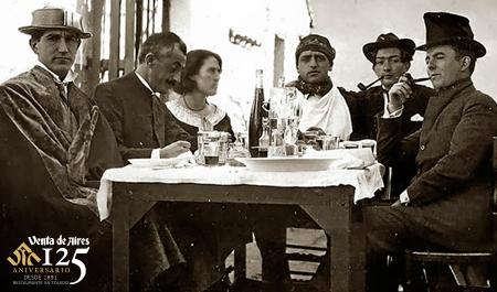 La Orden de Toledo se reúne en el Restaurante Venta de Aires