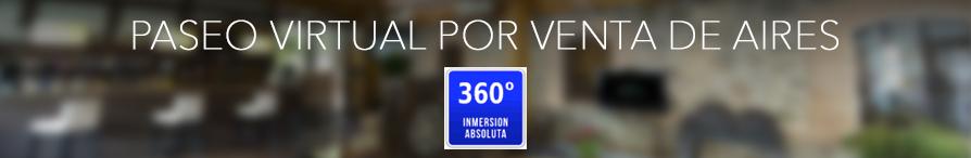 Paseo virtual por el Restaurante de Toledo Venta de Aires