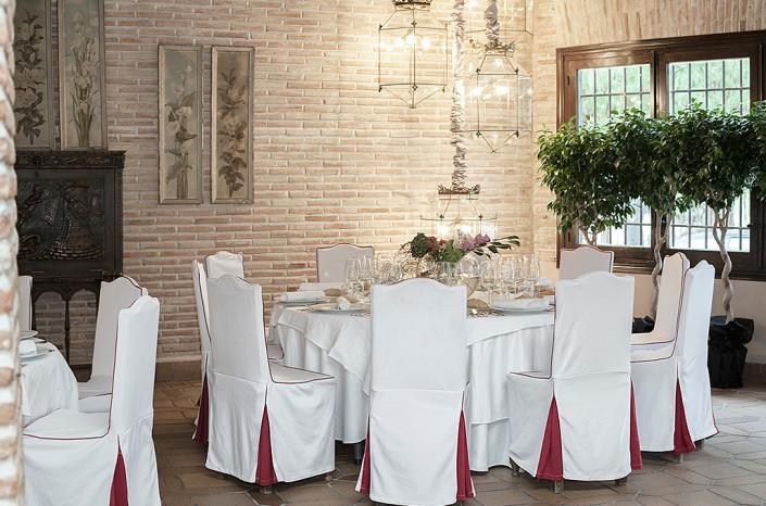 Salón de bodas en Toledo