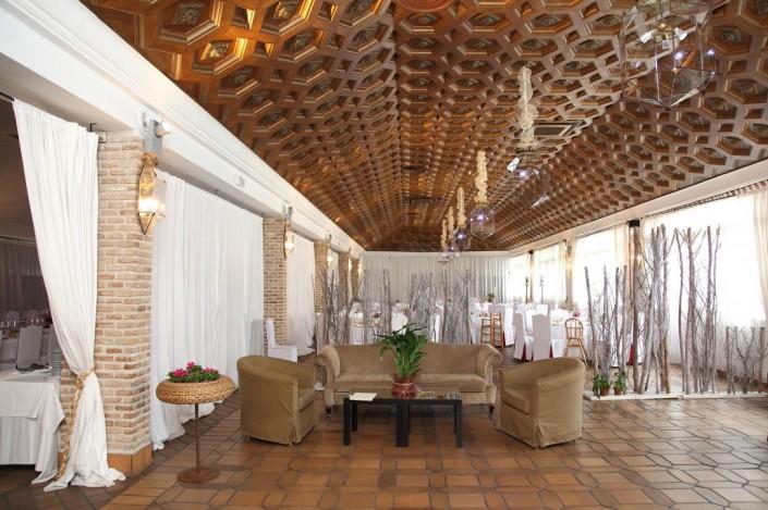 Salón Centenario para bodas numerosas en Toledo