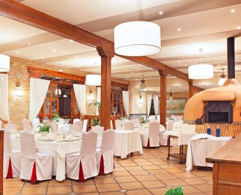 Salón Horno para celebrar tu boda en Toledo