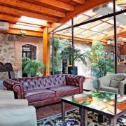 Salón lounge para bodas en Toledo