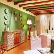 Salón verde para bodas en Toledo