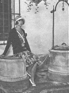 La Princesa María José de Bélgica visita el Restaurante en Toledo Venta de Aires. Princesa de Bélgica en Venta de Aires