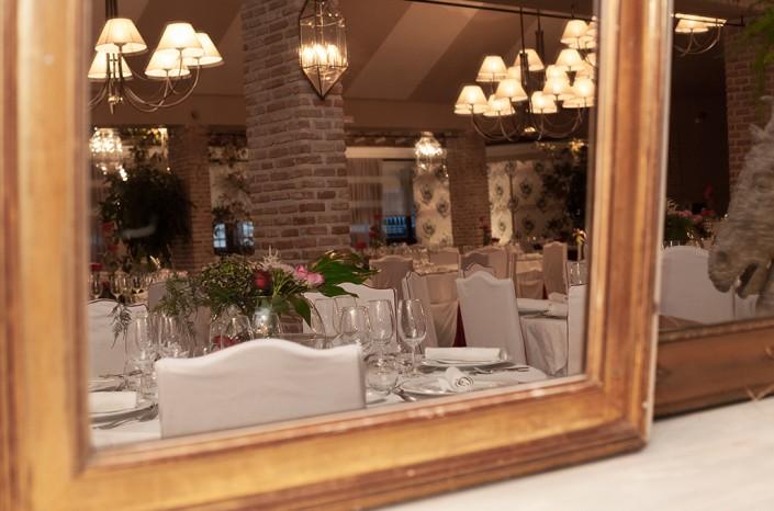 Restaurante especial de Toledo