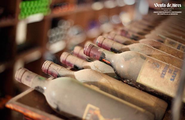 Tomar buenos vinos en Toledo