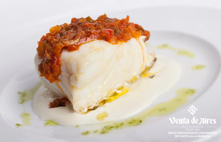 Comer comida típica en Toledo. Restaurante Venta de Aires
