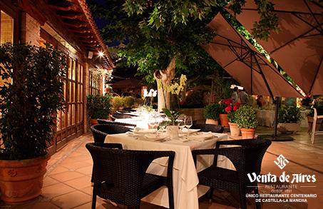 Dónde comer hoy en Toledo. Restaurante Venta de Aires