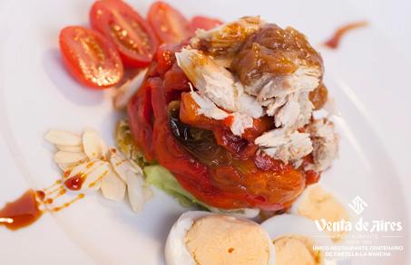 Restaurante para comer en Toledo. Venta de Aires