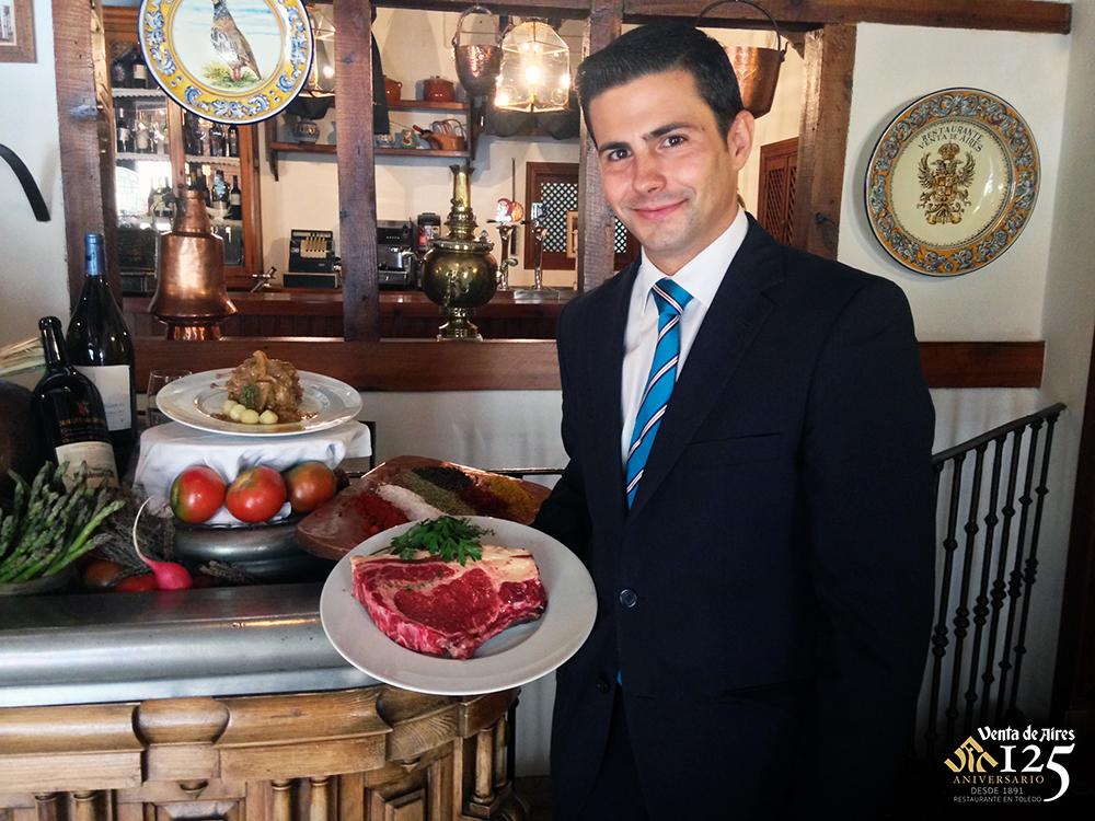 Antonio Izquierdo Chef de Venta de Aires