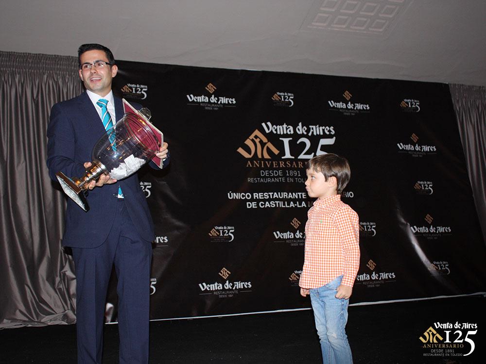 Concurso iPad COmuniones Toledo