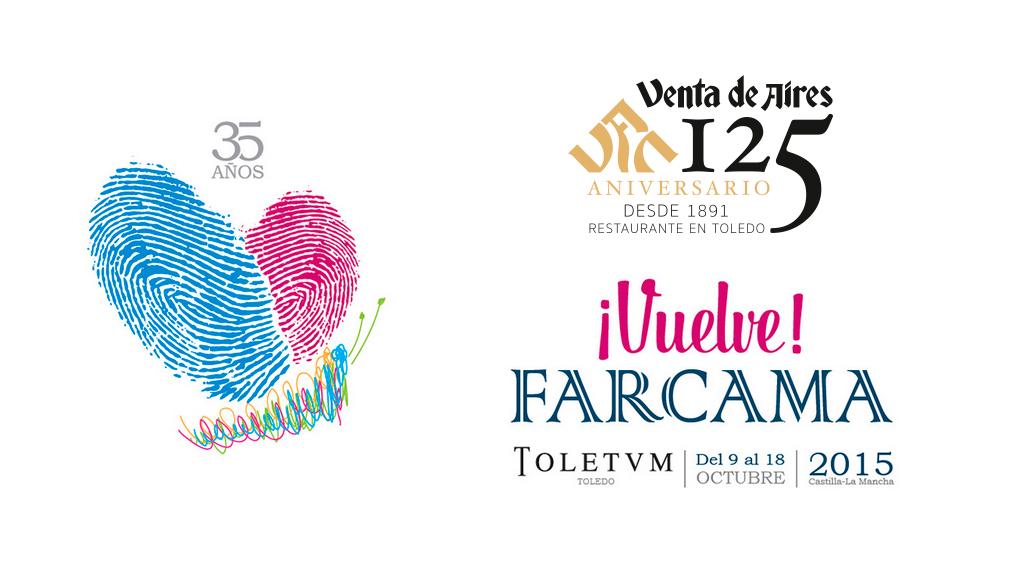 Farcama Toledo 2015. Venta de Aires