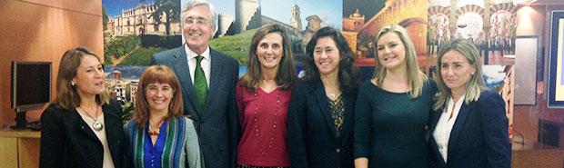 Presentación del vídeo promocional de ciudades patrimonio. Venta de Aires.