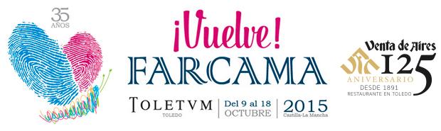 Feria de Artesanía de Toledo 2015. FARCAMA. Castilla-La Mancha. Venta de Aires