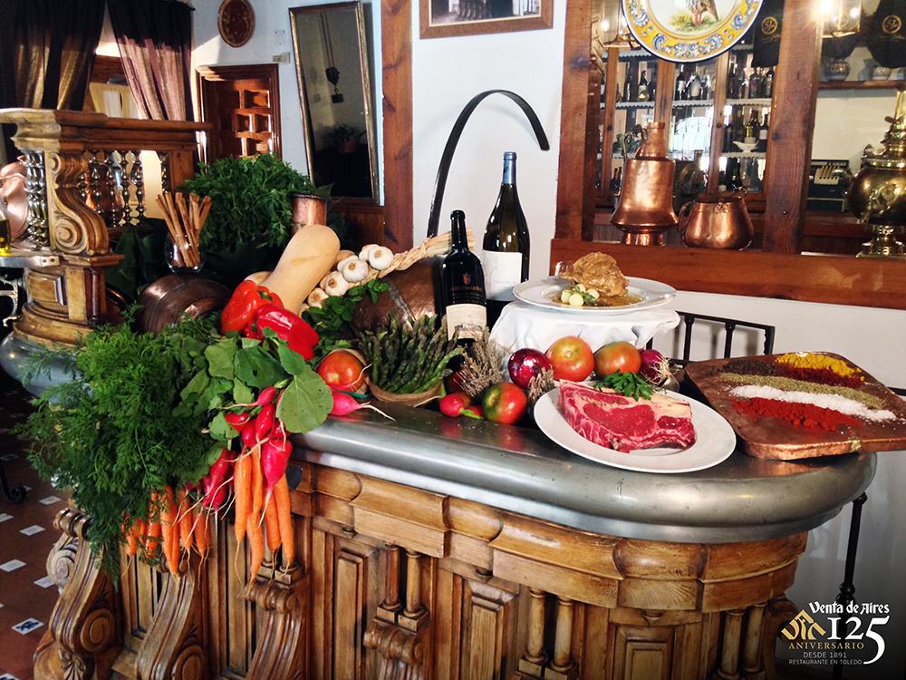 Restaurante Venta de Aires 125 años