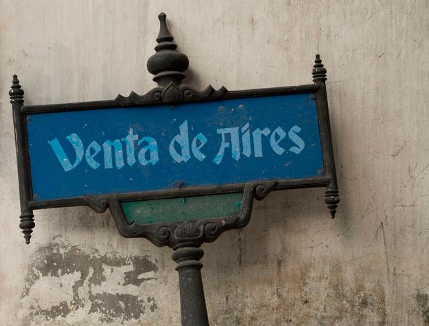 Calle en Toledo: Venta de Aires