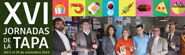 Jornadas de la tapa en Toledo. Restaurante Venta de Aires