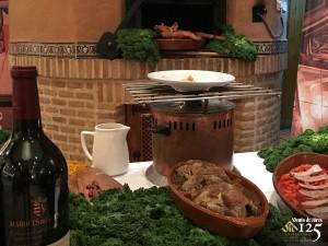 Comer en Toledo Capital Gastronómica. Restaurante Venta de Aires