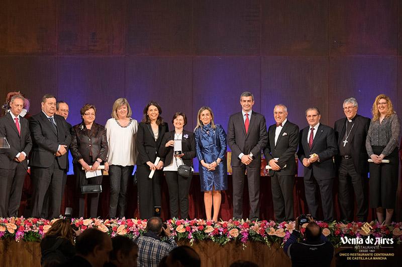 Premio restaurante de Toledo