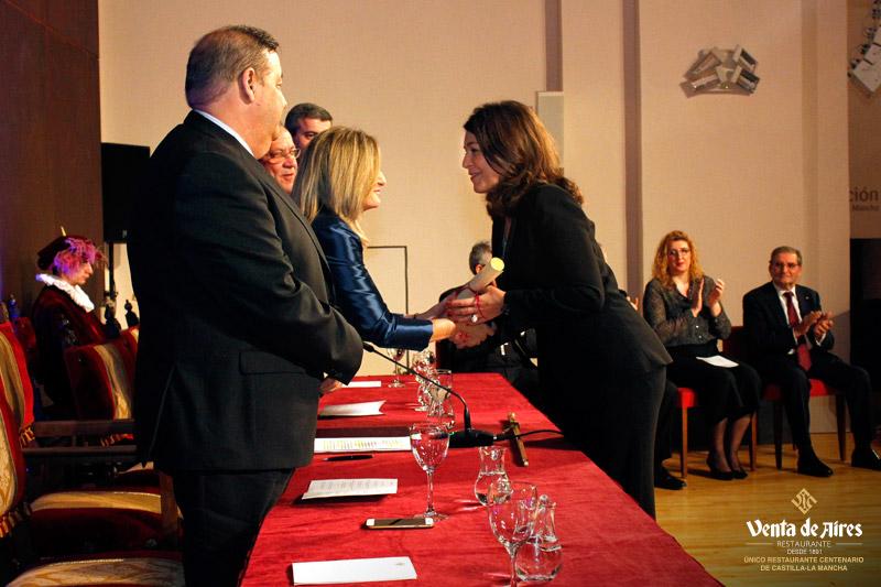 Restaurante con premios en Toledo