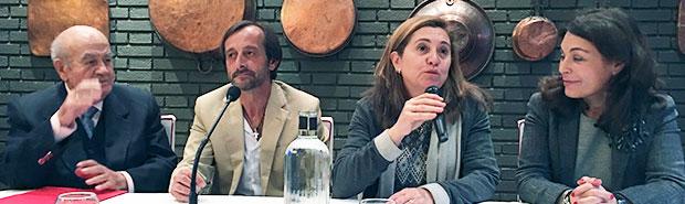 Conferencia sobre caza en toledo. Restaurante Venta de Aires
