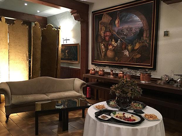 Salón Catering Toledo
