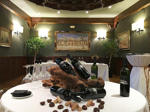 Vinos de Toledo. Restaurante