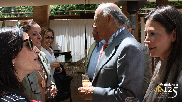 Miriam Galiano, Carlos Falcó, Carla Aviles