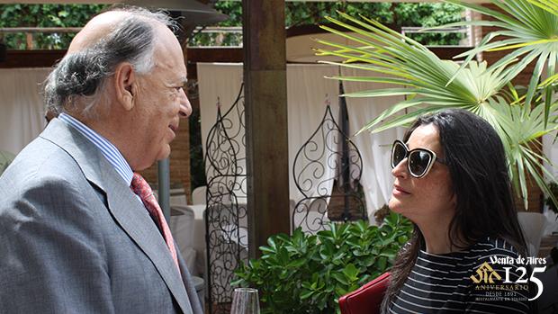 Carla Avilés Carlos Falcó
