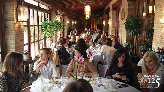 Evento de mujeres empresarias de Toledo