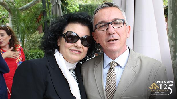 Luis González y Carmen Díaz Muchi