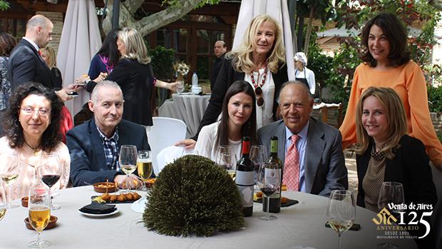 Marqués de Griñón restaurante de Toledo. Venta de Aires