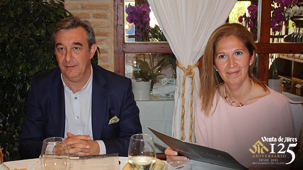 José Luis Humanes y Rosi Martinez
