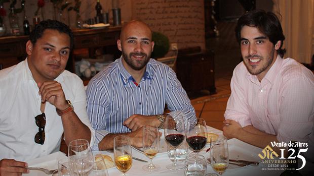 Restaurante para grupos en Toledo