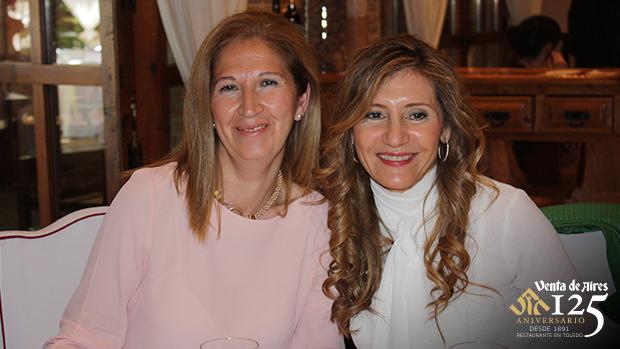 Rosi Martinez y Maite Villaplana