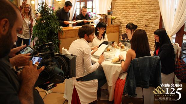 Video aniversario Restaurante