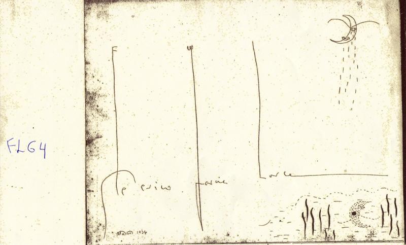 Federico garcía Lorca en Toledo