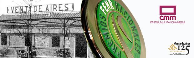 Venta de aires, Premio FEHR al Restaurante Centenario