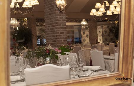 Restaurante con encanto Toledo
