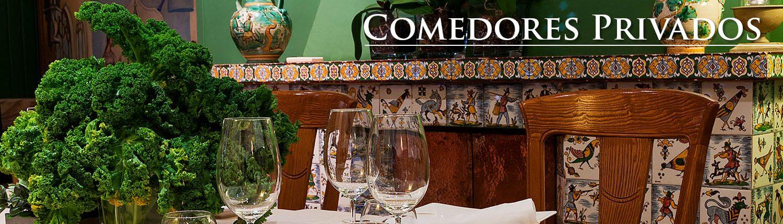 comedor privado toledo restaurante centenario
