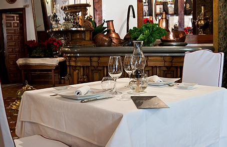 comer toledo restaurante espacio privado