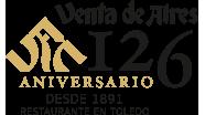 Restaurante centenario de Toledo