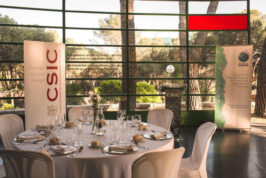 Catering de empresas en Madrid