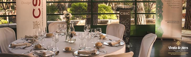 Catering en Instituto Eduardo Torroja