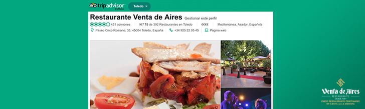 Venta de Aires tripadvisor
