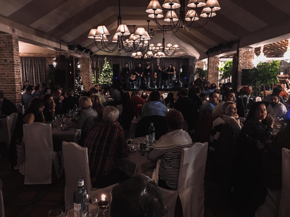 Fambombada flamenca en Toledo navidad