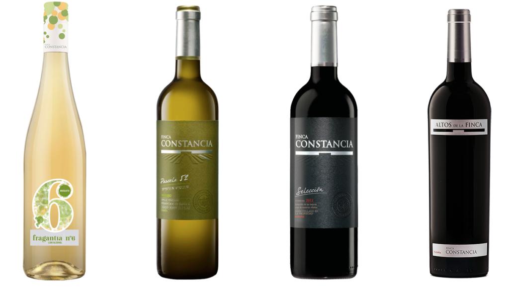 Jornadas del vino finca constancia